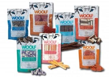 Woolf Mix für kleine Hunde